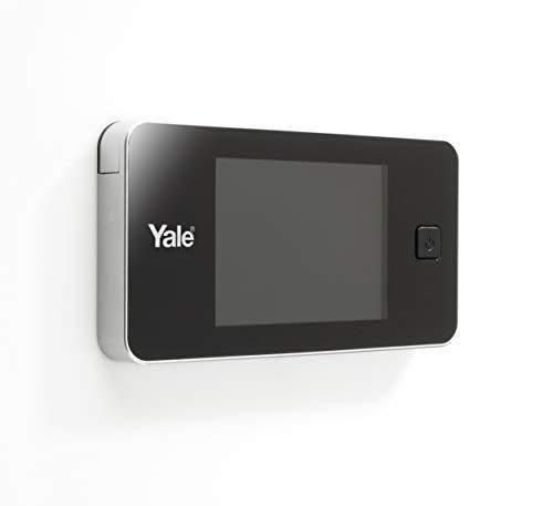 Mirilla digital modelo Yale 45050014326010
