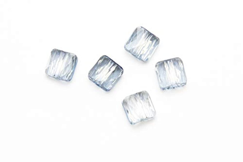 Swarovski - Create Your Style 47621196 Mini Square Rhombus, Blue 5 Piece