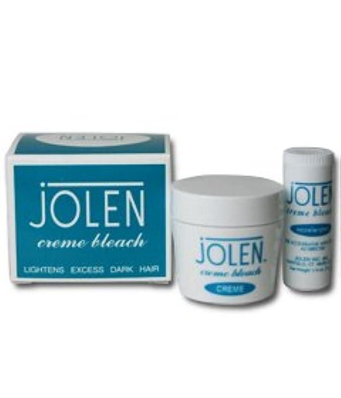 コック統計的近代化するJOLEN (ジョレン)  クリームブリーチ(海外発送商品)