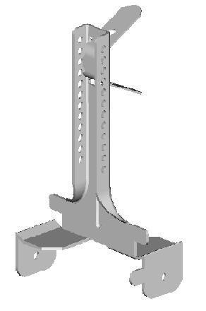 Nonius Sicherungsstift Sicherungssplint Klammer Sicherungsstift Anker Noniusabh/änger Abh/änger Trockenbau