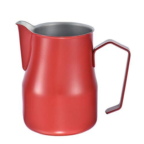 RANJN koffiepot roestvrij staal melkopschuiming kruik espresso voor koffie moka cappuccino latte drankje Barista Craft