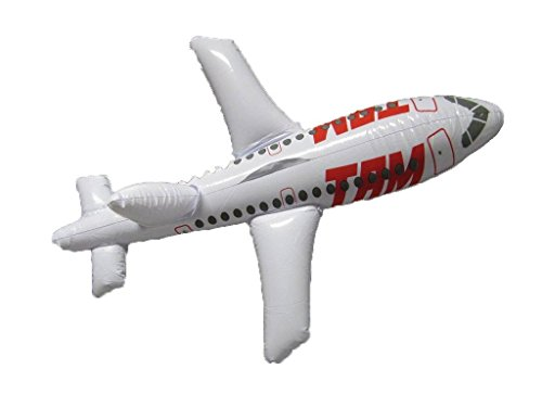 Lg-Imports -  1 Aufblas-Flugzeug