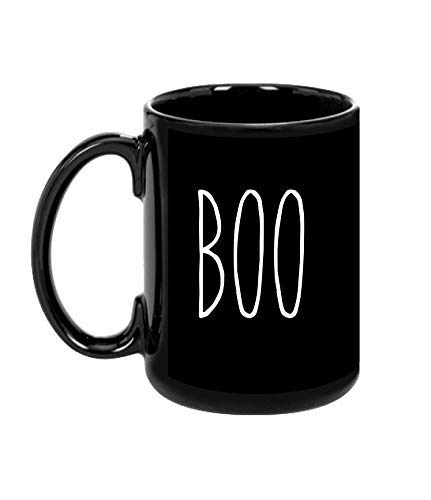 N\A Calcomanías de Vinilo de otoño para Tazas de Halloween para Tazas, calcomanías de Vinilo inspiradas en Halloween para Tazas, calcomanías de otoño