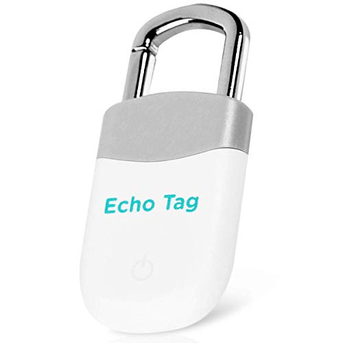 Echeers Location Tracker, Tracking Tags, Wallet Tracker, Easy to find Key Phone Luggage Car with Echo App for iOS and Android