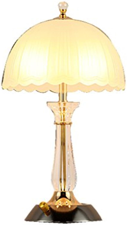 Tischleuchte Moderne minimalistische Kristallglaslampe im europischen Stil Lampe