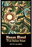 Espresso Royale Coffee, House Blend Dark Roast, BULK 5lb Bag, Coffee Beans