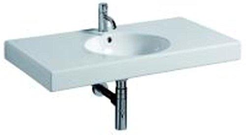 Keramag Waschbecken Preciosa II 90x50cm KeraTect weiß, 123290600
