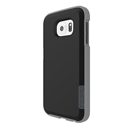 Incipio Phenom Case voor Samsung Galaxy S6 - door Samsung gecertificeerde, extreem schokabsorberende beschermhoes - zwart/grijs