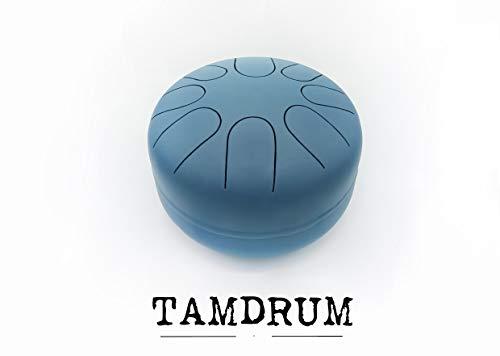 TAMdrum 8 notas escala MAYOR (Verde Jade)