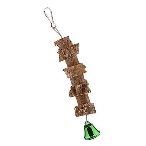Holz Pet Kauen Spielzeug Zähneknirschen Sauberes Werkzeug Für Kaninchen Meerschweinchen Ratte - 3