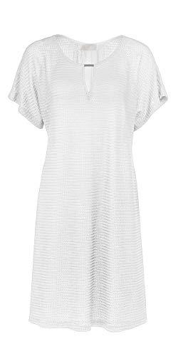 Charmline Dress Mod.C3199 Dis.765 (Medium, 001 White)