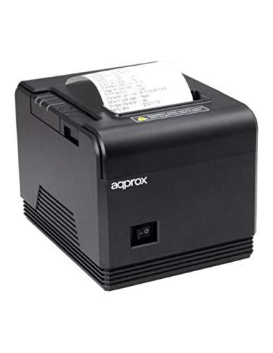 Approx APPPOS80AM3 Térmica Directa POS Printer 203 x 203DPI Impresora de Recibos - Terminal de Punto de Venta (Térmica Directa,Printer, 200 mm/s, 203 x 203 dpi,