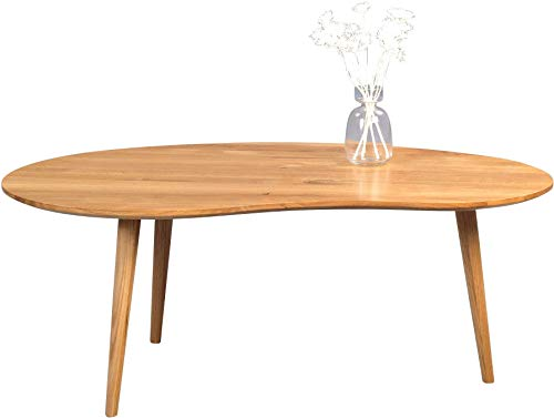 HomeTrends4You 245222 tavolino da Salotto, Legno, Wild Quercia, 110 x 70 x 43 cm