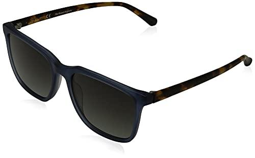 Gant GA7115 Gafas, Azul/Havana, Talla única para Hombre