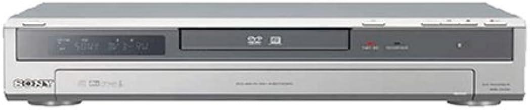SONY RDR-GX210-S Lecteur/Enregistreur DVD Argent