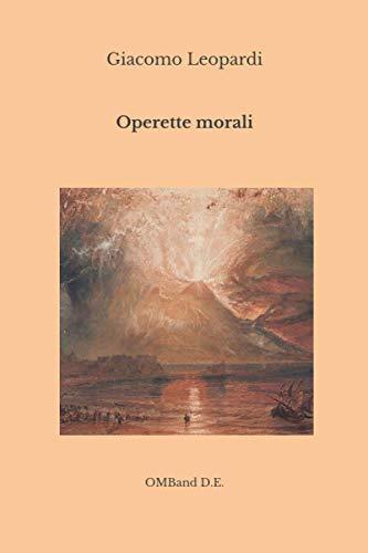 Operette morali: (edizione originale con note dell'autore)