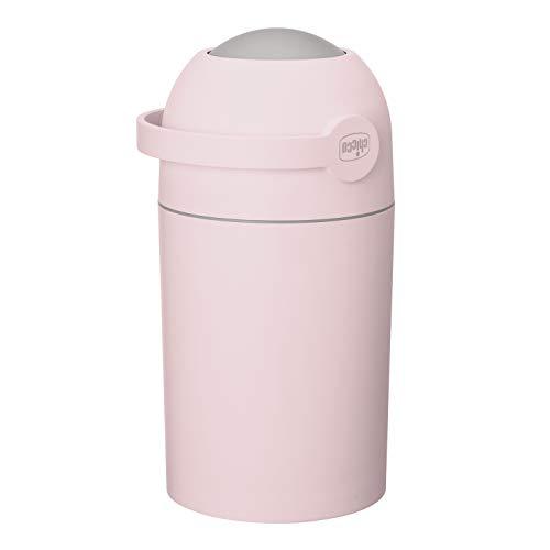 Chicco Windeleimer Odour OFF, - geruchsdichtes System, herkömmliche Tüten verwendbar, pink