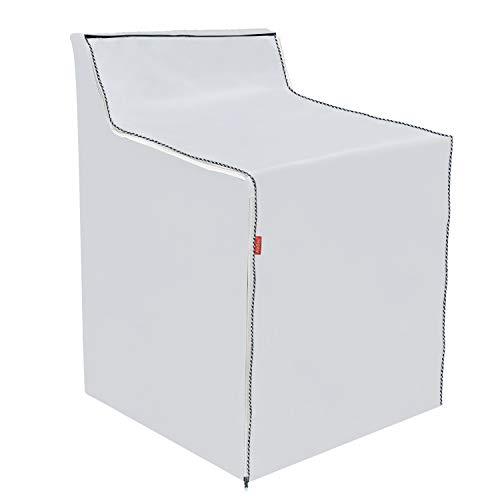 small Washing machine cover, washer / dryer combination cover for tumble dryer, washing machine with zipper …