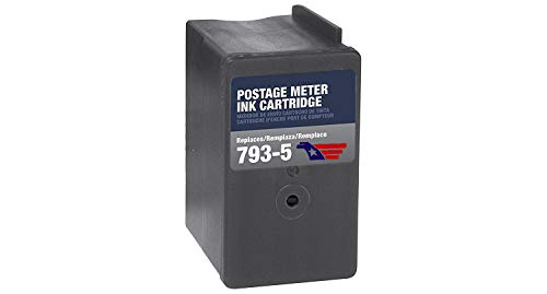 Compatible Pitney Bowes 793-5 P700, DM100, DM100i & DM200L Ink Cartridge for Postage Meters… Optional 2-3 Day Shipping for $2.99 at Checkout