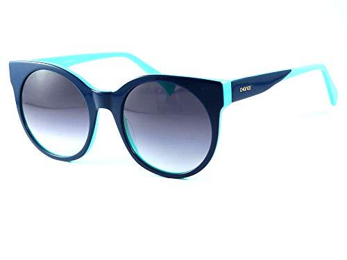 CHANCE - CLEO gafas de sol para mujer - Edición Limitada (Azul y verde, Negro)