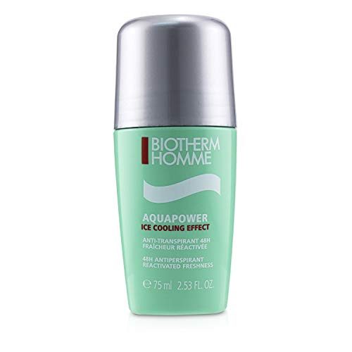 Biotherm HOMME AQUAPOWER deodorant roll-on 75 gr - kilograms
