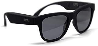 LUPPO Gafas de Sol Polarizadas con Auriculares Bluetooth de Conducción ósea Auriculares Inalámbricas SmartTouch Stereo Mus...