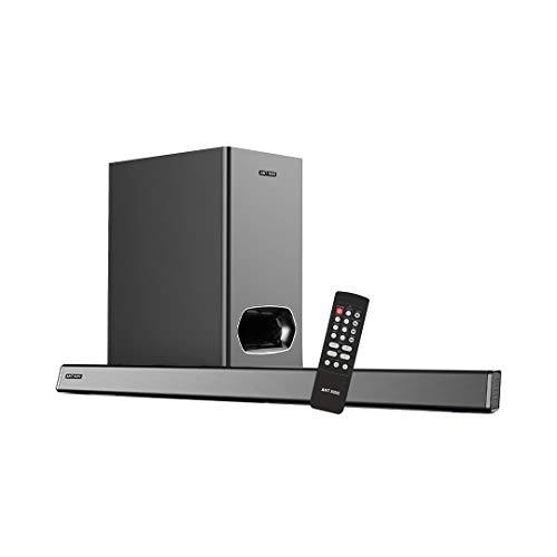 ANT AUDIO Treble X -SB560 120 Watt 2.1 Channel Wireless Bluetooth Speaker (Black)