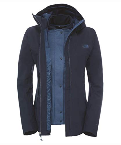 North Face W Meaford Triclimate Giacca Donna, Blu (Blu/Urban Navy), M