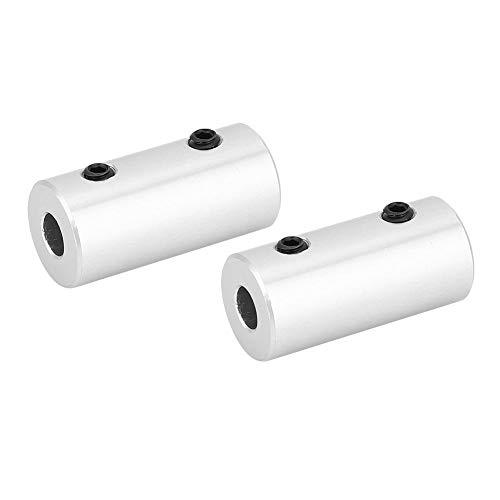 Kupplung 7005 Aluminium Aluminiumwelle Kupplung 2 Stück Licht für Motorwelle...