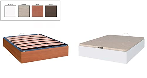 Tarraco Comercial Canape abatible Tajo 105x190 con Base tapizada