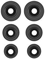 lowest Jabra Elite popular 75t Eargels - outlet sale Black 100-62970000-00 outlet online sale