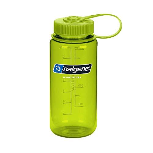nalgene(ナルゲン) カラーボトル 広口0.5L トライタンボトル スプリンググリーン 91307