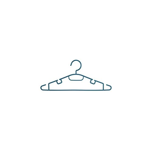 Suspension en métal 10pcs//lot 40 cm adulte DIP Antidérapant vêtements suspendus Supply Home