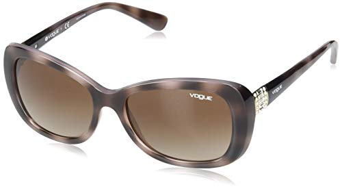 Vogue 0VO2943SB Gafas de sol, Light Havana Pink, 54 para Mujer