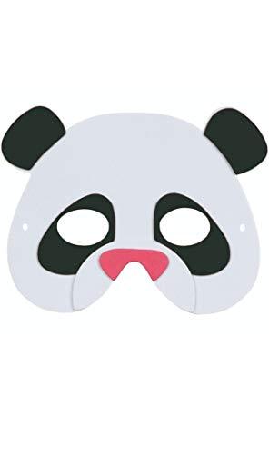FIESTA Y CARNAVAL, SL Careta de Oso Panda