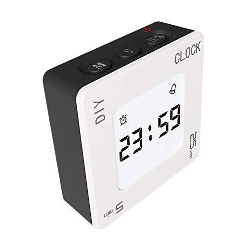 Timer, kreativer Wecker, 5, 25 und jede Minute, Zeitmanagementgerät, Küchen-Timer, Klassenzimmer oder Meeting-Timer, Sport-Timer