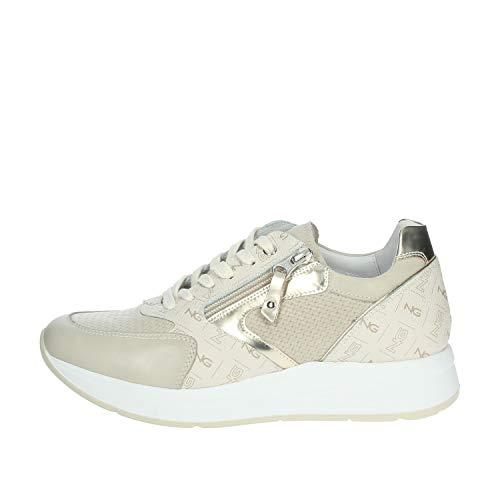 Sneakers NeroGiardini E115140D702 E115140 15140 Scarpe Donna in Pelle 37