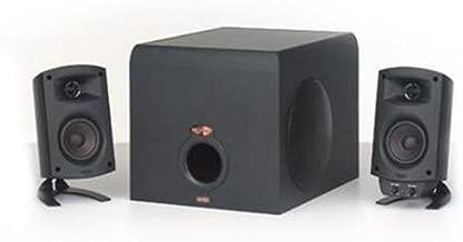 Klipsch ProMedia 2.1 THX-Certified Computer Speaker System - Refurb (Black)