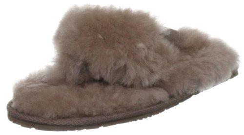 Emu Tova W10105, Damen Pantoffeln, Beige (Mushroom), EU 35/36 (UK 3) (US 5)