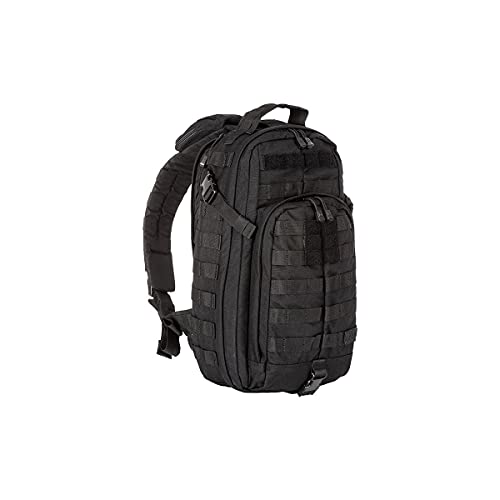 5.11 Rush Moab 10 Tactical Sling Pack Backpack, Style 56964, Black