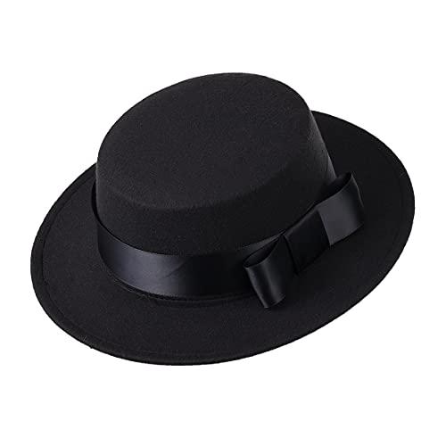 Disfraz de adulto Sombrero español Sombrero Matador Negro