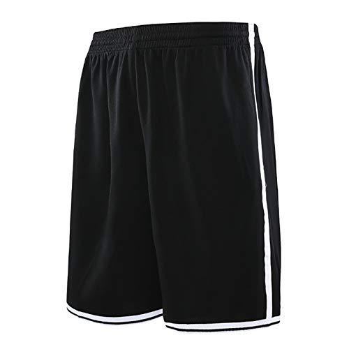 NIUPUPU Pantalones Cortos de Baloncesto para Hombre de la NBA Brooklyn Nets Pantalones Cortos para Correr Deportivos Pantalones Cortos de Entrenamiento para Gimnasio Ropa Informal XXS-5XL