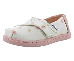 commercial Classic women's slippers made of thick fabric Toms10 B (M) US pink toddler toms
