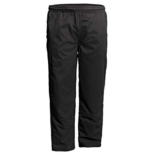 XXL Trainingshose Übergröße schwarz Ahorn, XL Größe:6XL