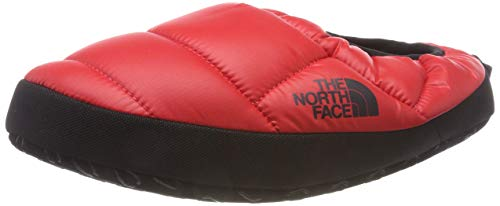 The North Face NSE Tent III, Mules para Hombre, Rojo (Shiny Tnf Red/Tnf Black 5qy),...