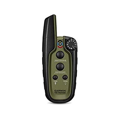 Garmin Sport PRO, Handheld Dog Training Device, 1-handed Training of Up to 3 Dogs