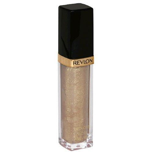 revlon champagnes Revlon Super Lustrous Lipgloss, SPF 15, Sparkling Champagne 015, 0.2 Fluid Ounce (5.9 ml)