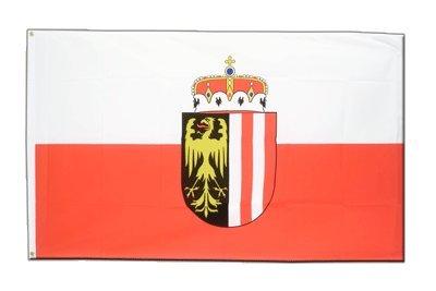 Österreich Oberösterreich Flagge, oberösterreichische Fahne 90 x 150 cm, MaxFlags®
