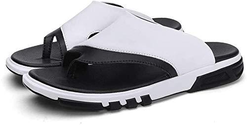 TQQ Zapatillas de Baño Niño Zapatillas De Baño para Hombre Flip Flop Sandalias Sandalias Creativas Arrastradas A Usar Chanclas con Estilo Pies Planos Zapatillas Sandalias De Ducha (Size : 43)