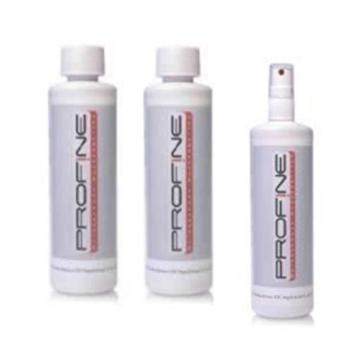 Profine Wasserbetten Pflegeset mit Vinyl Reiniger Spray und Konditionierer Premium